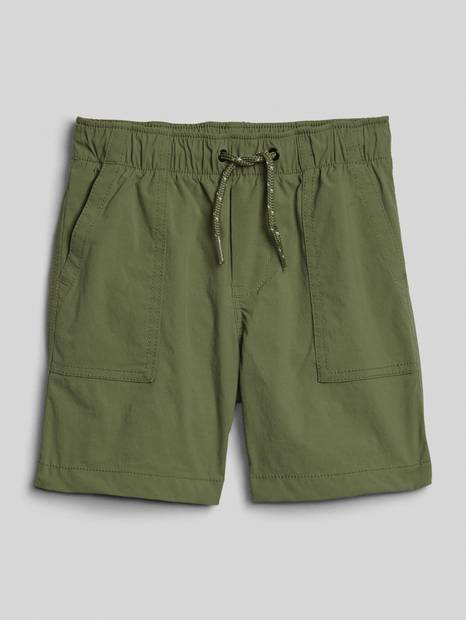Toddler Hybrid Pull-On Shorts
