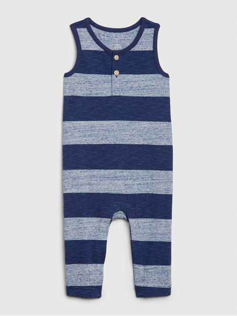 Baby Tank Footless One-Piece