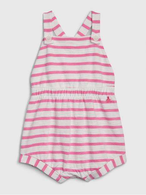 Baby Striped Shortall