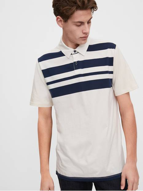 Vintage Soft Polo Shirt