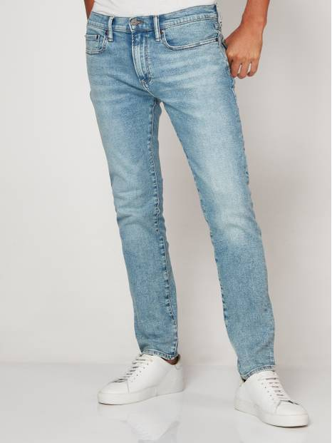 Mid Rise Skinny Jeans with GapFlex