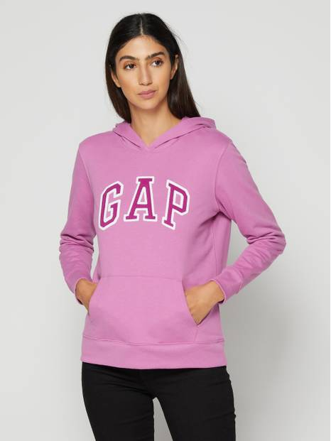 Gap Logo Classic Pullover Hoodie