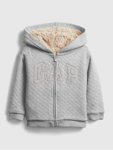QUILTED COZY LOGO FZ | 213883382
