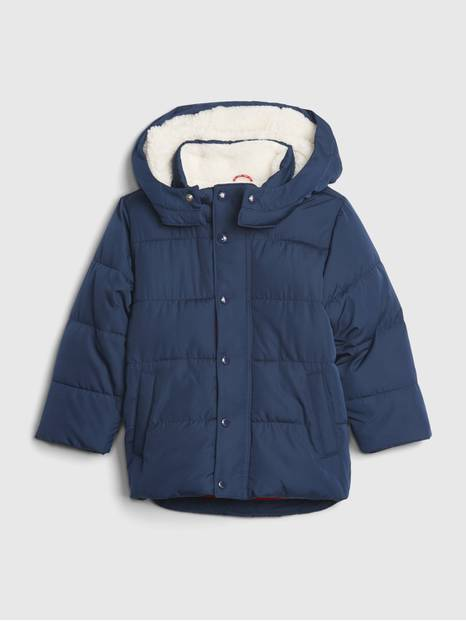 Toddler BetterMade ColdControl Max Puffer Jacket