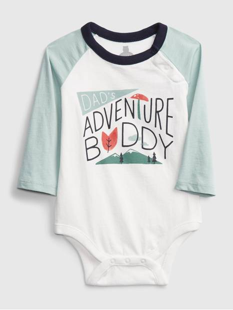 Baby Mix and Match Family Bodysuit