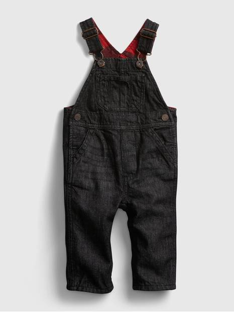 OVERALL DNM LINED BL | 213884666