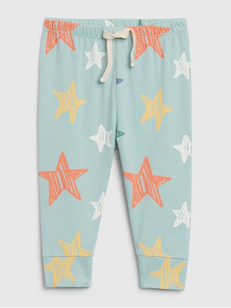 Baby Mix-and-Match Pull-On Pants