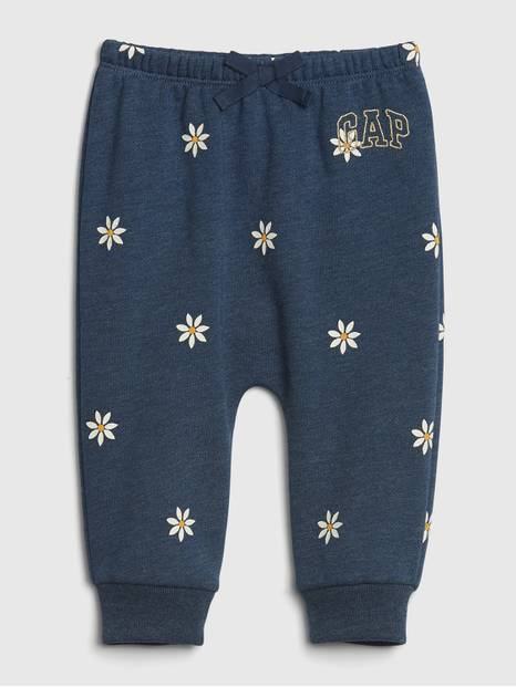 Baby Gap Logo Pull-On Pants
