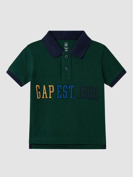 Toddler Franchise Logo Polo