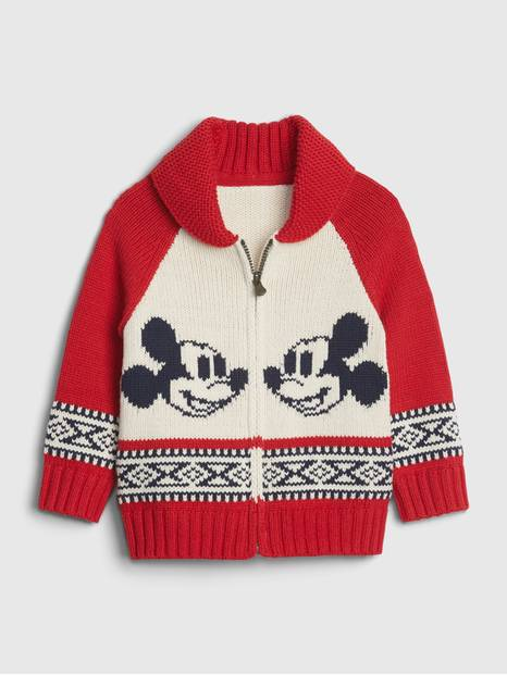 babyGap &#124 Disney Mickey Mouse Sweater
