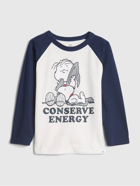 babyGap &#124 Peanuts Graphic T-Shirt