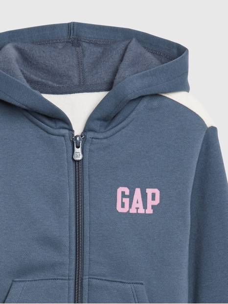 Toddler Gap Logo Full-Zip Hoodie