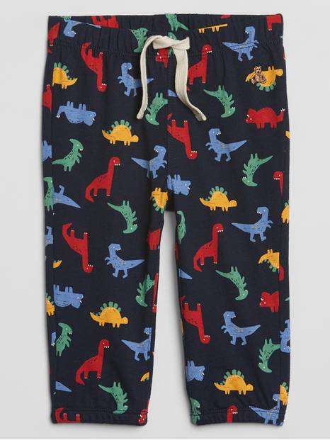 Baby Print Joggers