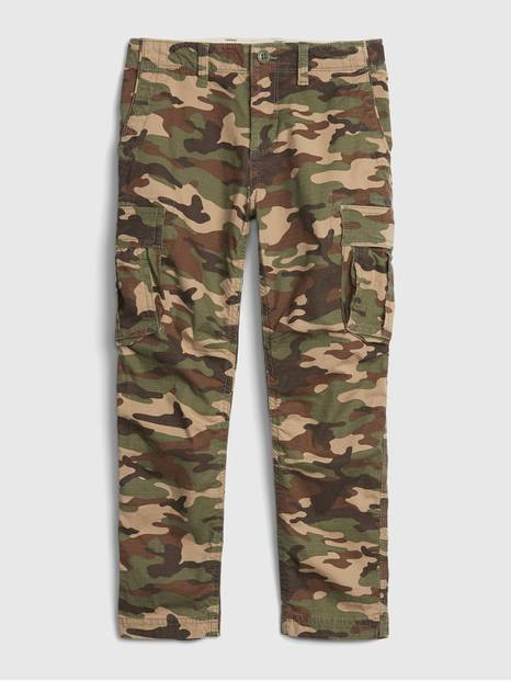 GapKids Lived-In Cargo Pants