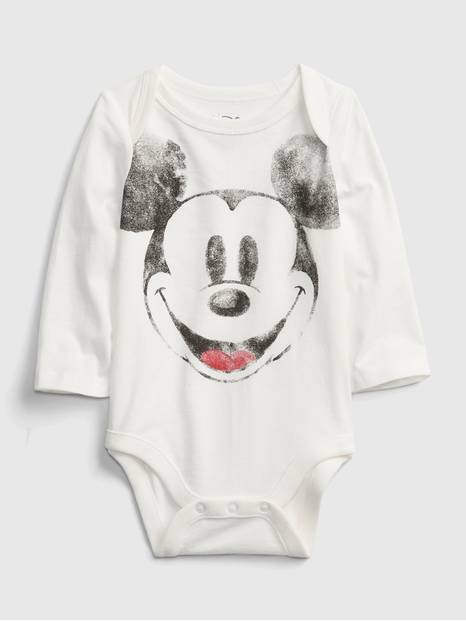 babyGap &#124 Disney Mickey Mouse Mix-and-Match Bodysuit