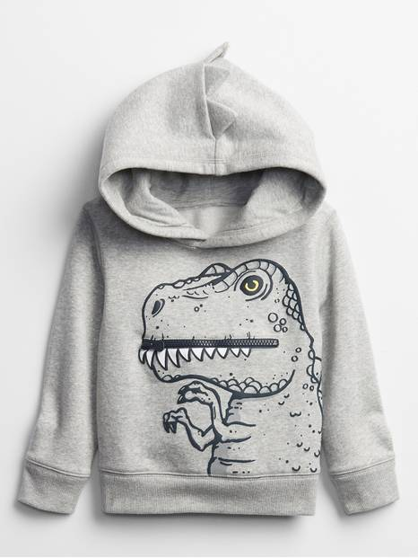Toddler Graphic Hoodie