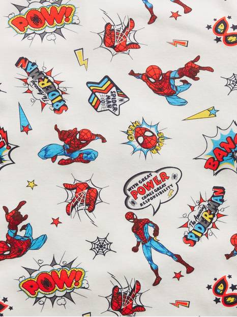 GapKids &#124 Marvel Spider-Man PJ Set