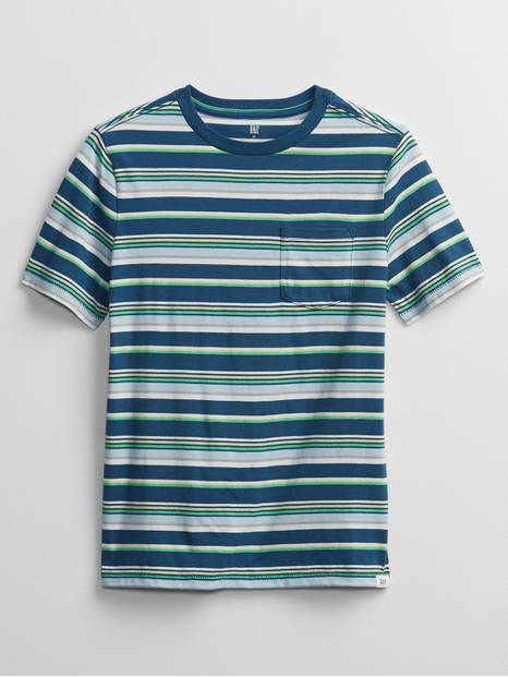 Kids Stripe T-Shirt