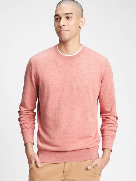 Core Crewneck Sweater