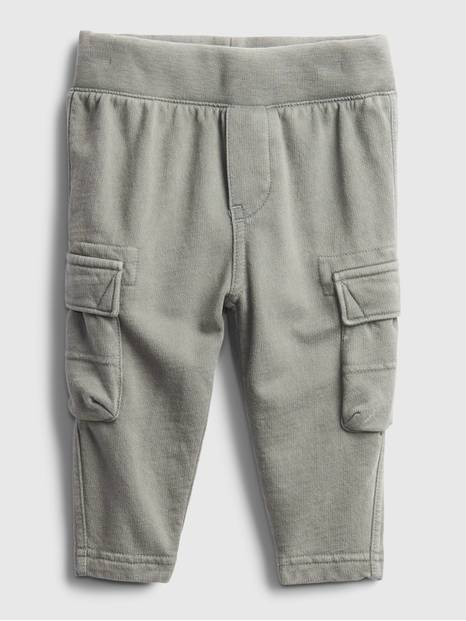 Baby Pull-On Cargo Joggers