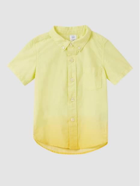 Toddler Poplin Shirt