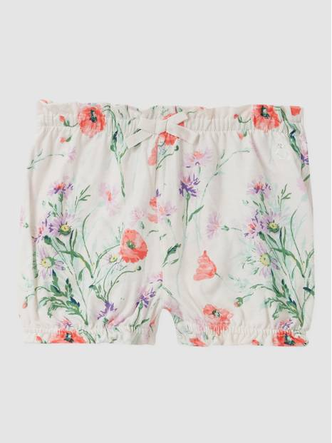 Baby Organic Cotton Mix and Match Print Pull-On Shorts