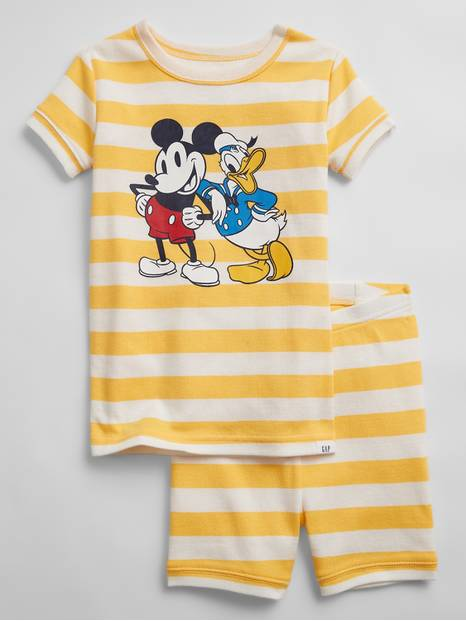 babyGap | Disney Mickey Mouse Organic PJ Set