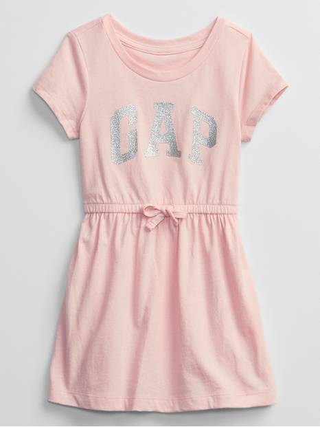 Toddler Mix and Match Gap Logo Dress