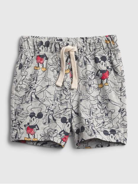babyGap &#124 Disney Mickey Mouse Organic Cotton  Mix and Match Pull-On Shorts