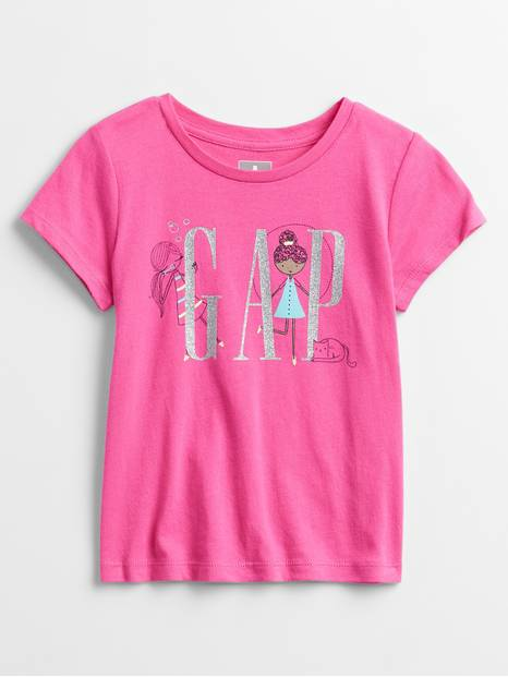 Toddler Gap Logo T-Shirt