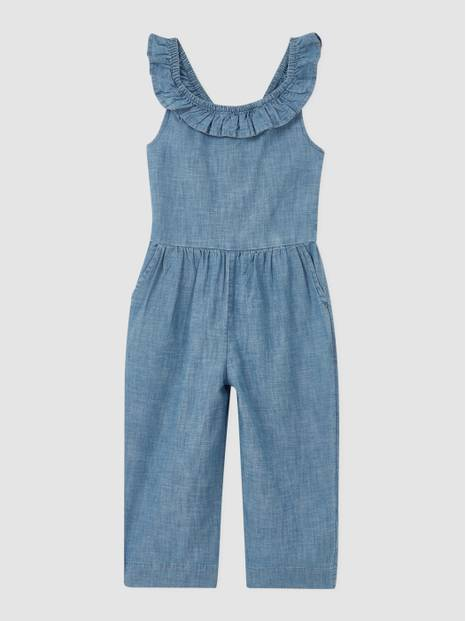 Kids Chambray Jumper