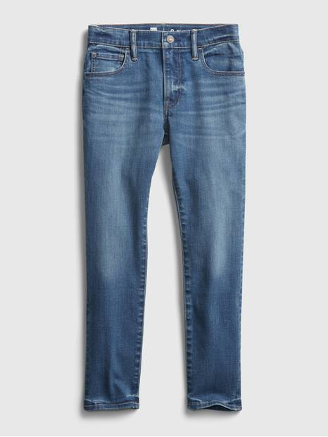 Kids Gen Good Slim Taper Jeans with Stretch