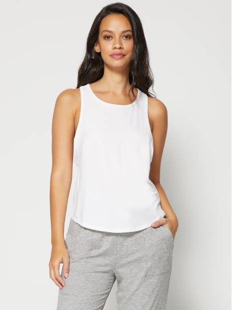 GapFit Breathe Muscle Tank Top