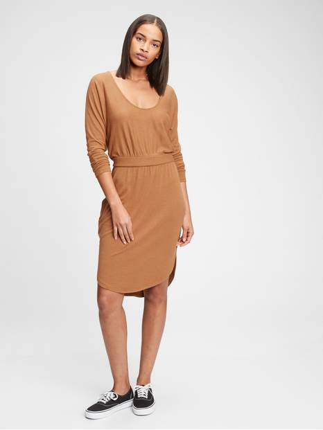 Softspun Banded Waist Dress