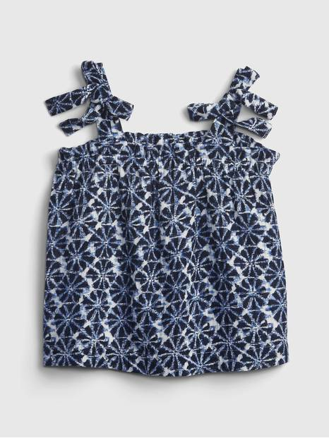 Toddler Print Top